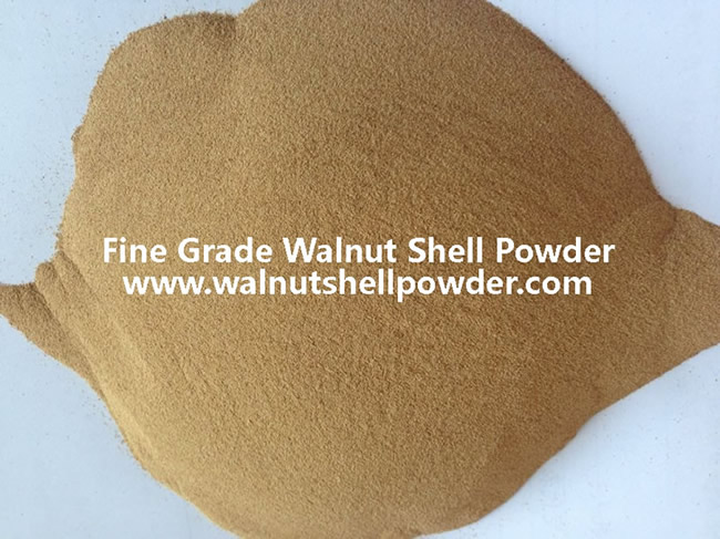 Walnut shell will have wide application after being super ...